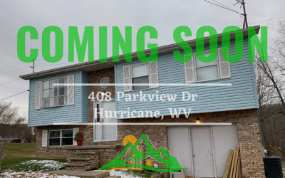 408 Parkview Dr, Hurricane, WV