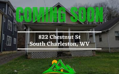 822 Chestnut St, South Charleston, WV 25309