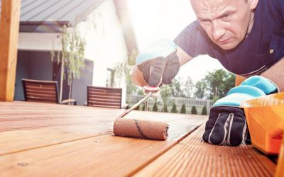 How to Stain a Deck: Your Summer Guide to Deck Maintenance Made Easy