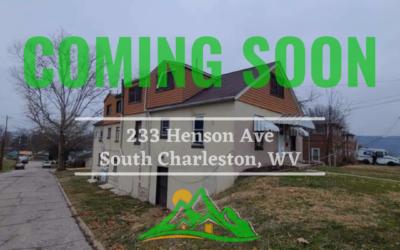 233 Henson Street, South Charleston, WV 25303